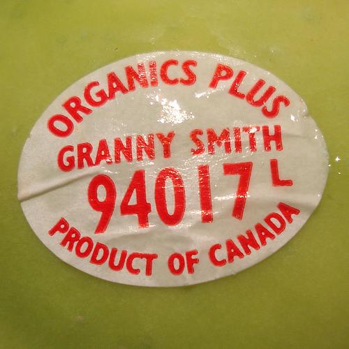 「遺伝子組み換え 果物 ラベル」の画像検索結果