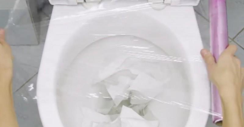 トイレ 詰まり 解消
