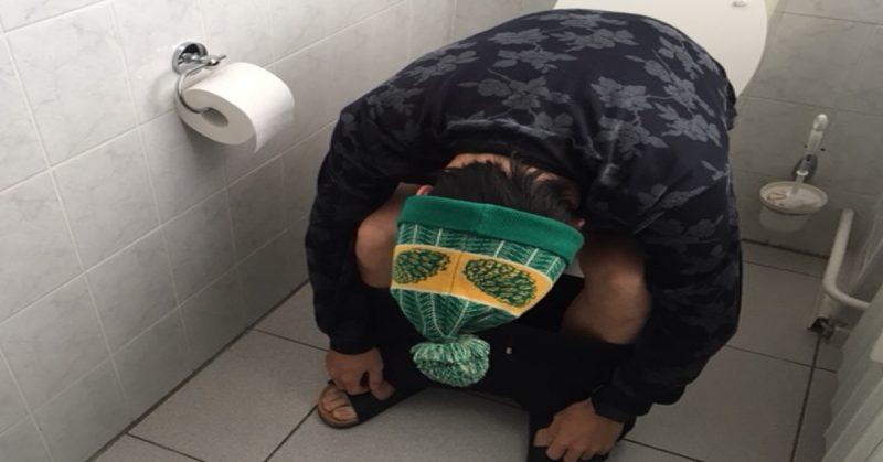 トイレつまり 重曹 酢