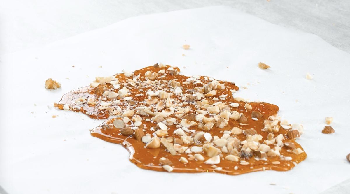 Salted Nut Caramel