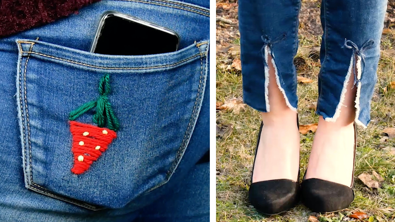 Stylish Tips & Tricks For Your Jeans