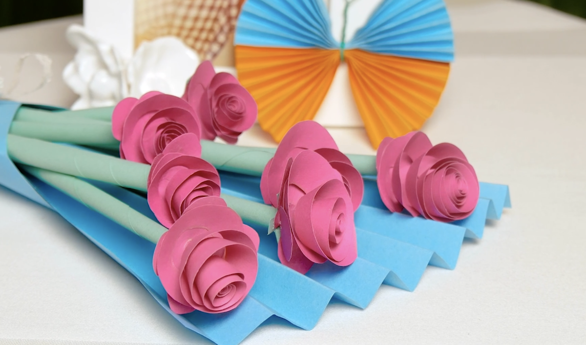 Stunning Paper Flowers